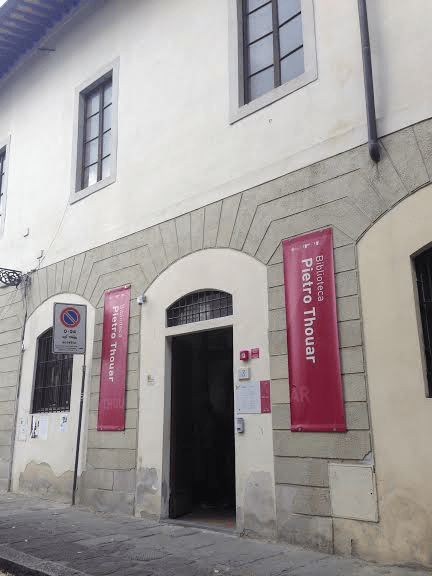 Biblioteca Thouar Firenze