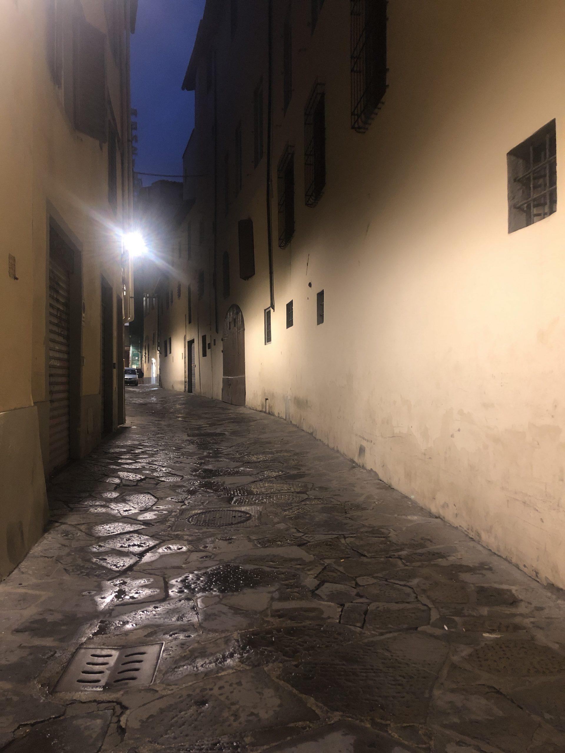 strade di Firenze